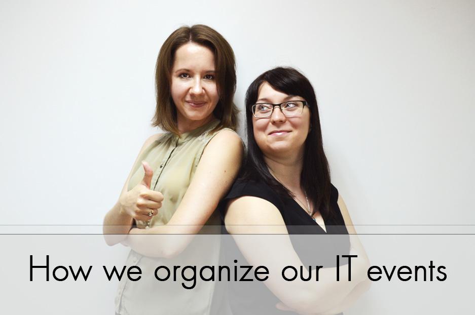 Як ми організовуємо свої ІТ-заходи: погляд за лаштунки ...