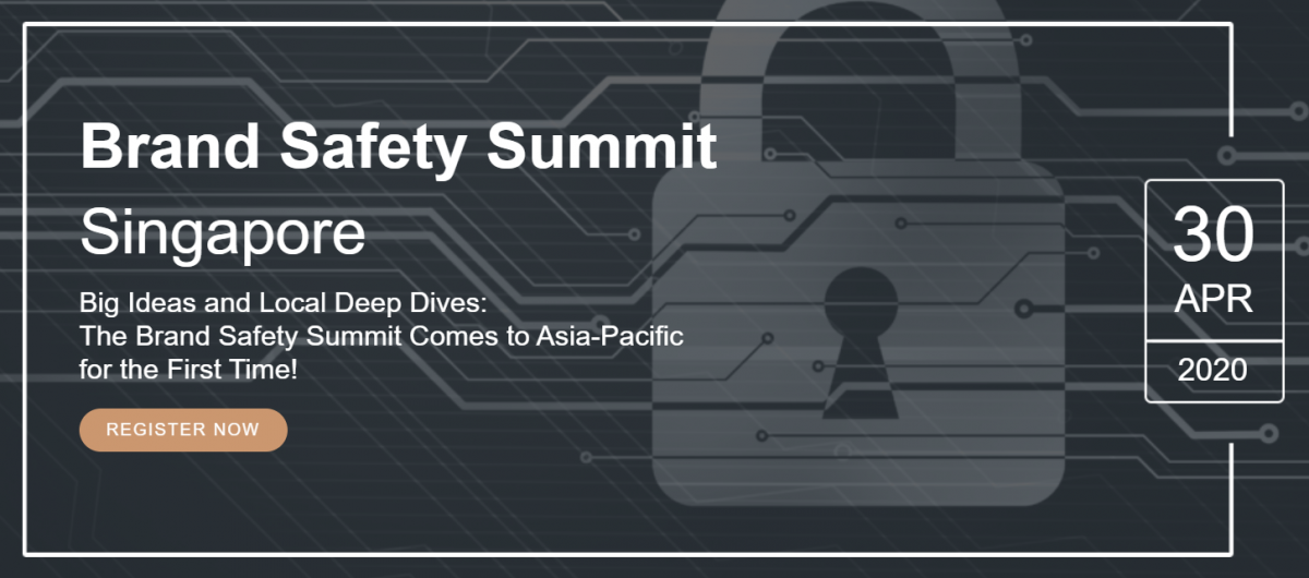 Brand Safety Summit Singapore