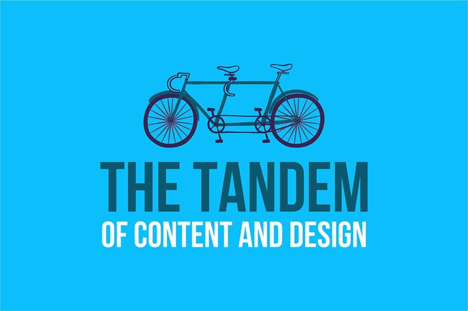 Контент и дизайн сайта: объединяем их эффективно!