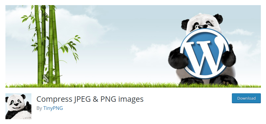 TinyPNG — image optimization plugin for WordPress
