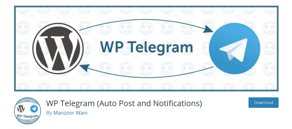 WP Telegram WordPress lead generation plugin